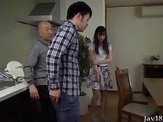 Japanese in law - Teen Cute no 38