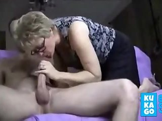 Caught Jerking and Helping out