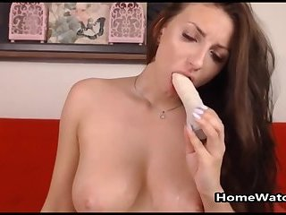 Shy 18yo Teen Beauty First Time Ever On Live Cam