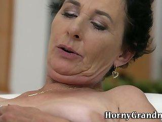 Cock sucking pensioner