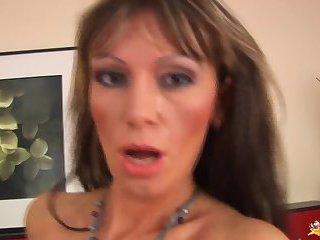 busty Milf Sandra Pandora fucked