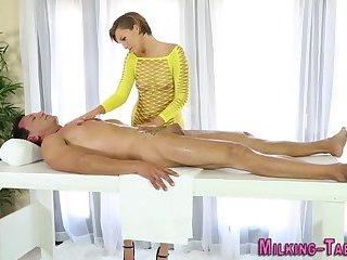 Sex therapist gets fucked