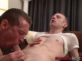 Gay mormons ass fucking