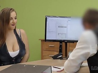 LOAN4K. Hottie crashes car and needs easy money for repairs
