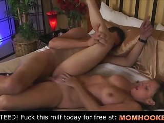 Almost cum in my mom!