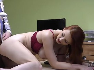 LOAN4K. Isabella Lui needs credit for her business and sells cunt
