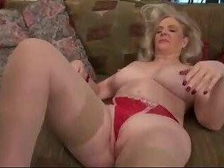 Two Granny lesbian