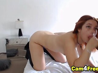 Gorgeous College Babe Gets Pussy Drilled By Her Classmate