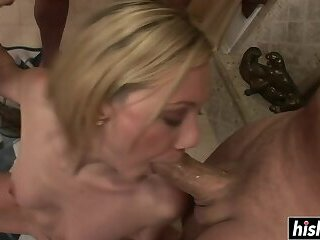 Samantha needs more than one cock