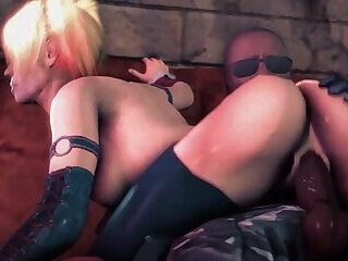 HarleyQuinnNude.com Harley Quinn anime porn compilation 2