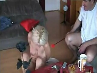German slave humiliated and flogged