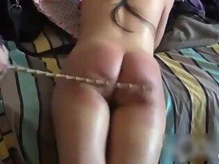 pained ass of China slut Yena