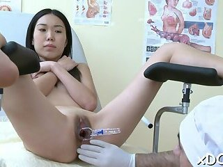Mouthwatering Mey gets rudely fucked