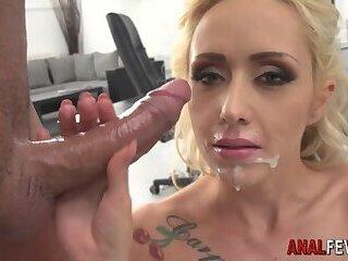 Horny sluts ass eaten out