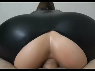 Catsuit Anal Sex Raw