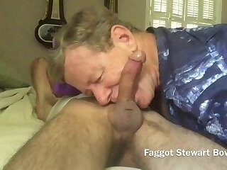 Stewart Bowman exists solely to suck cocks to orgasm