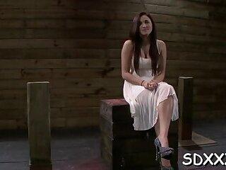 Remarkable Stella May blows then fucks