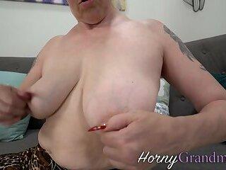 New granny porn