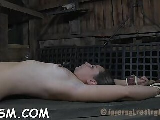 Aphrodisiac chick in this behind the scenes video