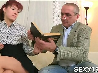 Salacious russian floosy and huge meat