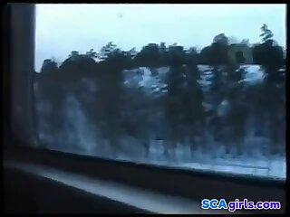 Svenska Readhead Slampa knullad av Big Black Cock