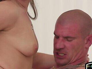 Randy bisex hunk dunks his dick into ass