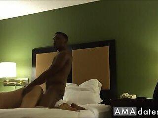 Girl Cheats Her Hubby with Black Bull