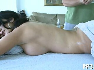 Dong riding makes gorgeous busty brunette Ava Addams cum
