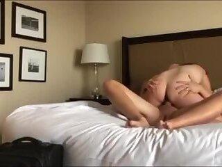 Horny american milf