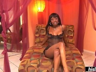 Behind the scenes from Chocolate MILF