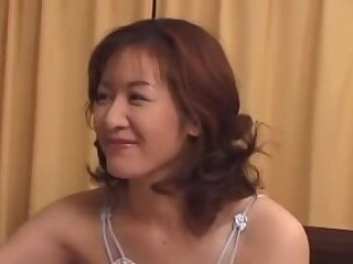 39yr old Japanese Mom Loves not Her Sons Cock Uncensore