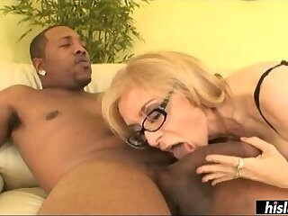 Nina Hartley gets properly drilled