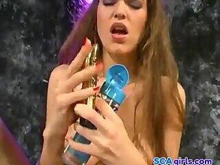 Lesbisk ben - Sabina
