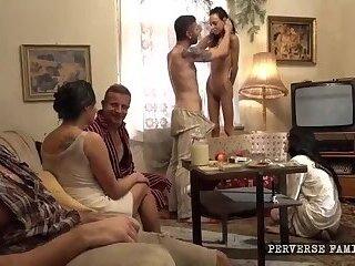 Pervert family xmas p
