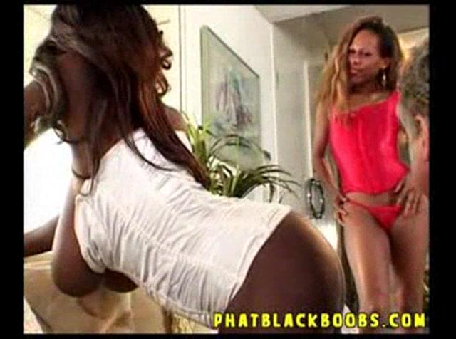 sweet black ass