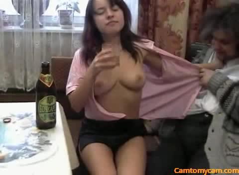 Drunk slut porn