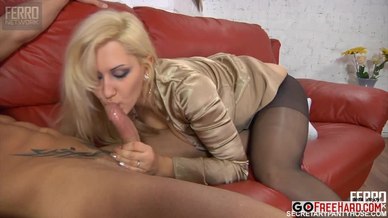 Through pantyhose hardcore pantyhose action pantyhose girl sucking