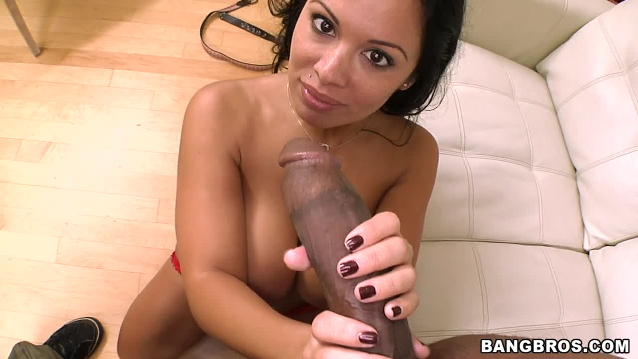 Latina porn sample