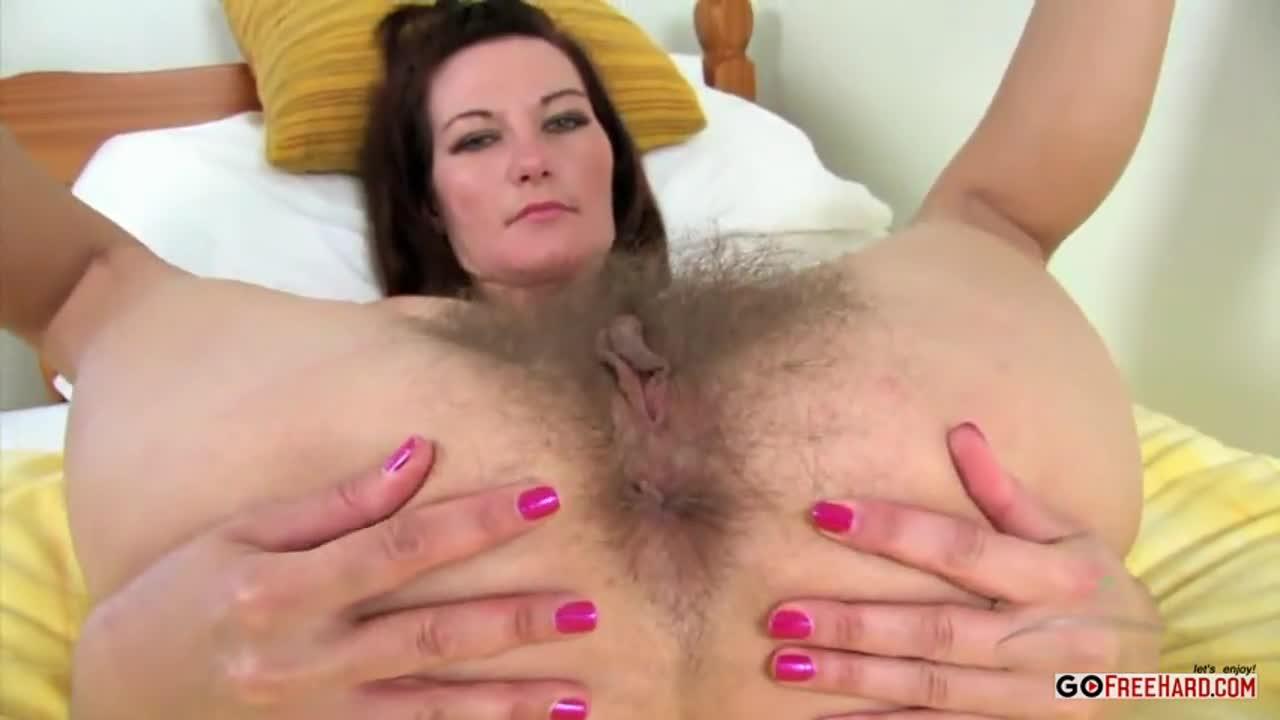 big bush porn