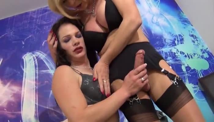 Shemale asian alison porn