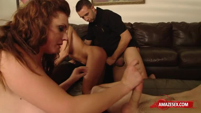 User uploaded very hot foursome mp4